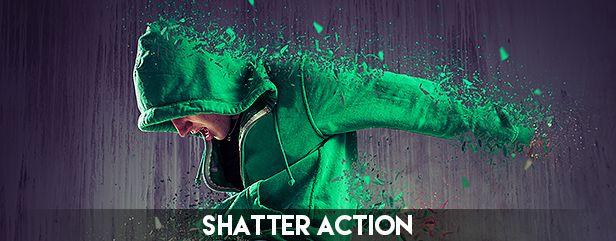 Concept Art Photoshop Action - 38