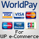 WorldPay Gateway for WP E-Commerce