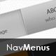 Bold Web2.0 Navigation Menus - 7