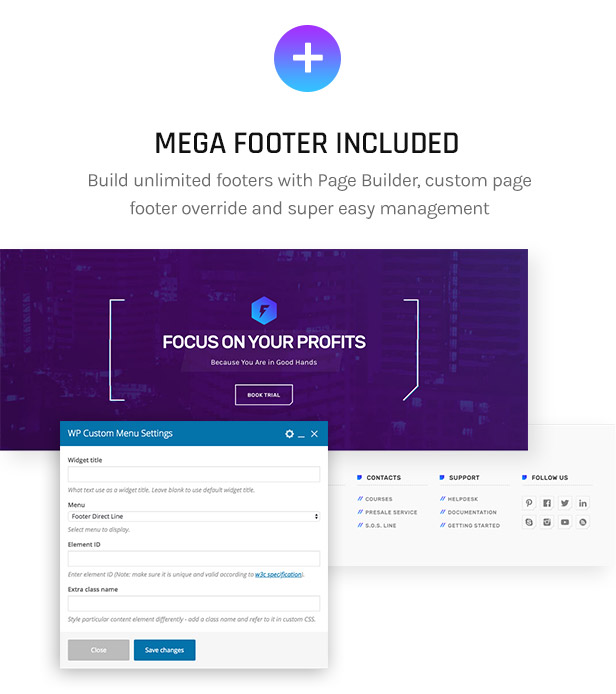 Firwl - Cyber Security WordPress Theme - 15