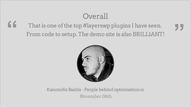 Review from Kanonidis, People behind optimisation.io