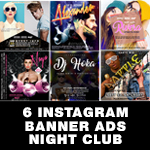 Instagram Banner Events - 25