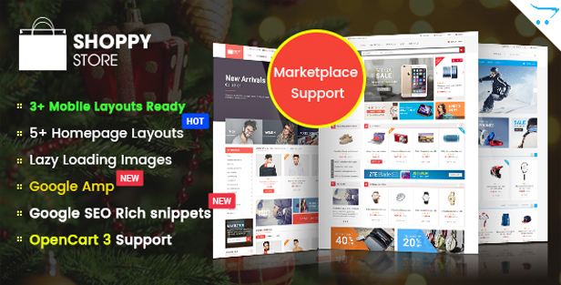 Siezz - Multi-purpose OpenCart 3 Theme ( Mobile Layouts Included) - 13