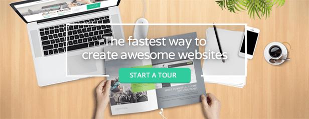 Rocco Flat WordPress Theme - 3