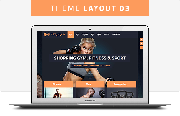 VG Kinggym - Fitness, Gym and Sport WordPress Theme - 20