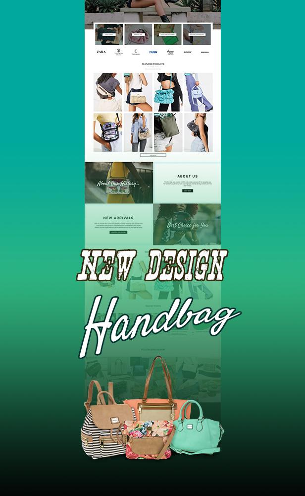 New design - Handbag
