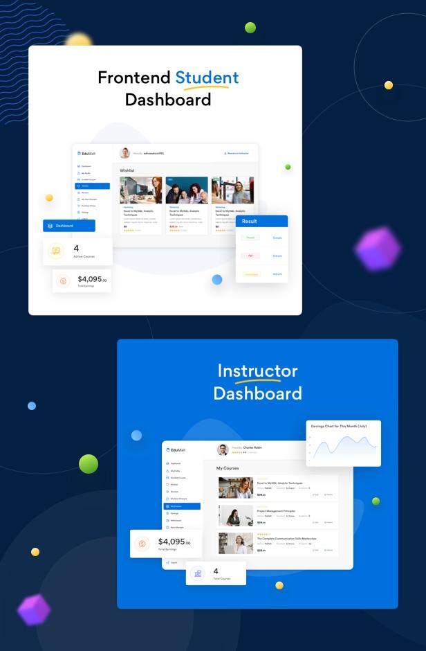 EduMall - Professional LMS Education Center WordPress Theme - 32