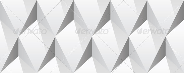 White abstract 3d background