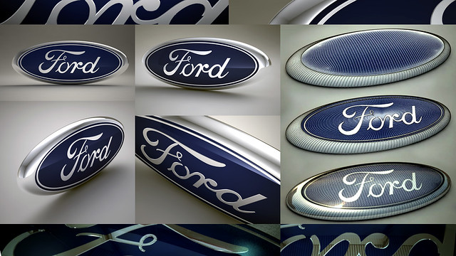 Ford Logo mix