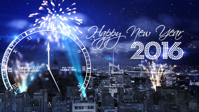 New Year Eve Countdown 2019 - 22