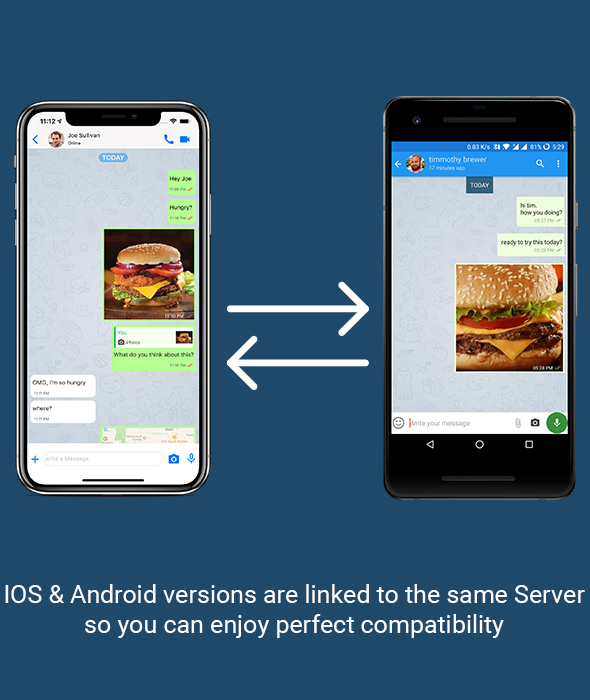 FireApp Android Chatting App Source Code