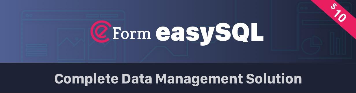 eForm easySQL