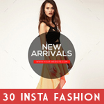 Instagram Fashion Banner Bundle - 1