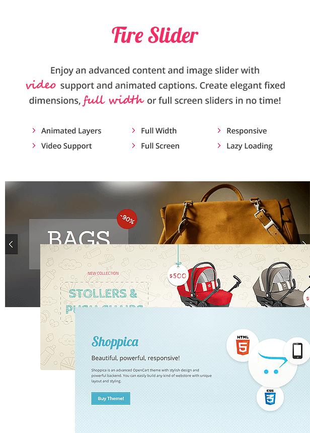 Shoppica – Premium OpenCart Theme - 8