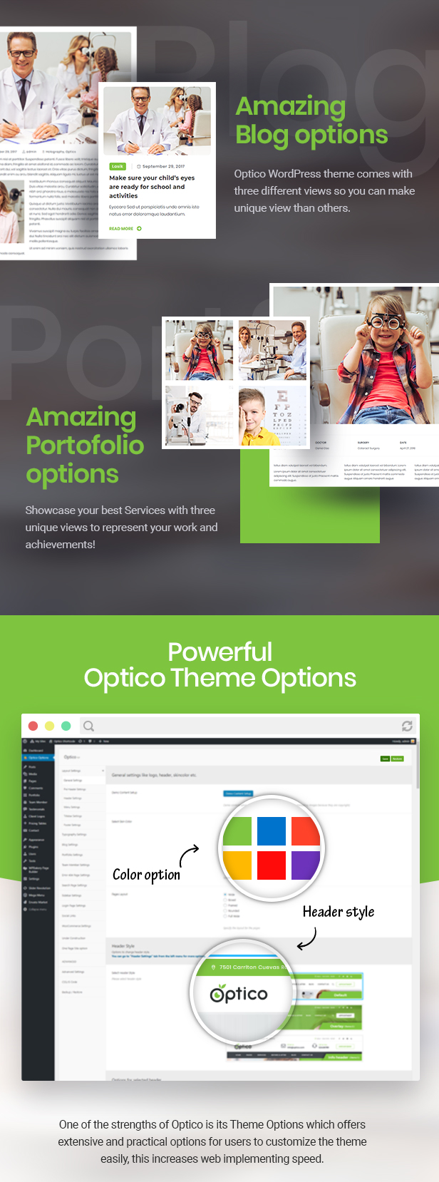 Optico WordPress Theme