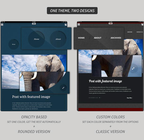 MobileFirst - WP Theme for Future-Proof Bloggers - 2