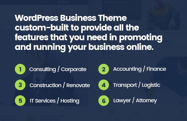 Handel - Responsive Multi-Purpose Business Theme - 1