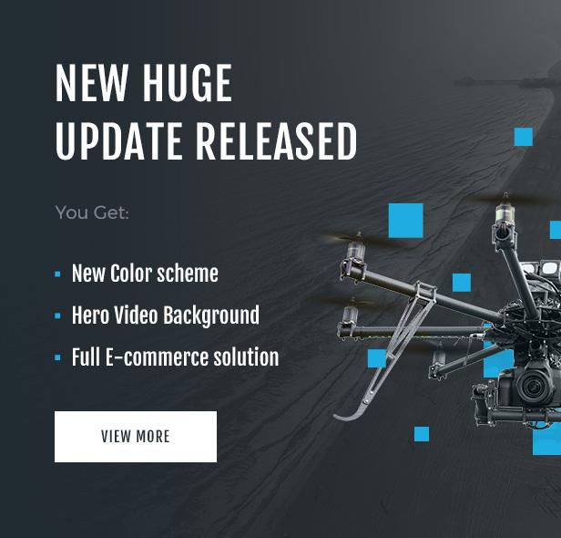 Drone Media Update