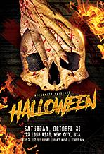 Halloween Flyer - 10