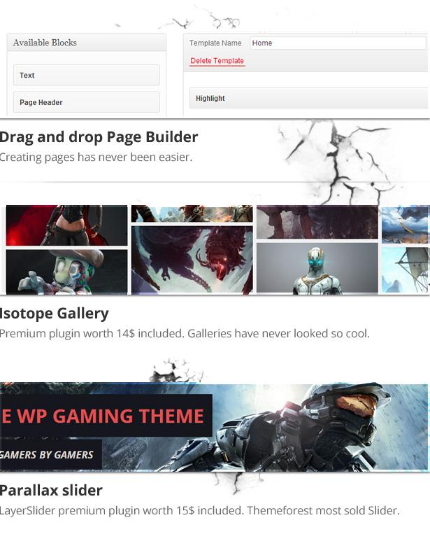 Oblivion - The Ultimate Multi-Purpose Gaming Theme - 3