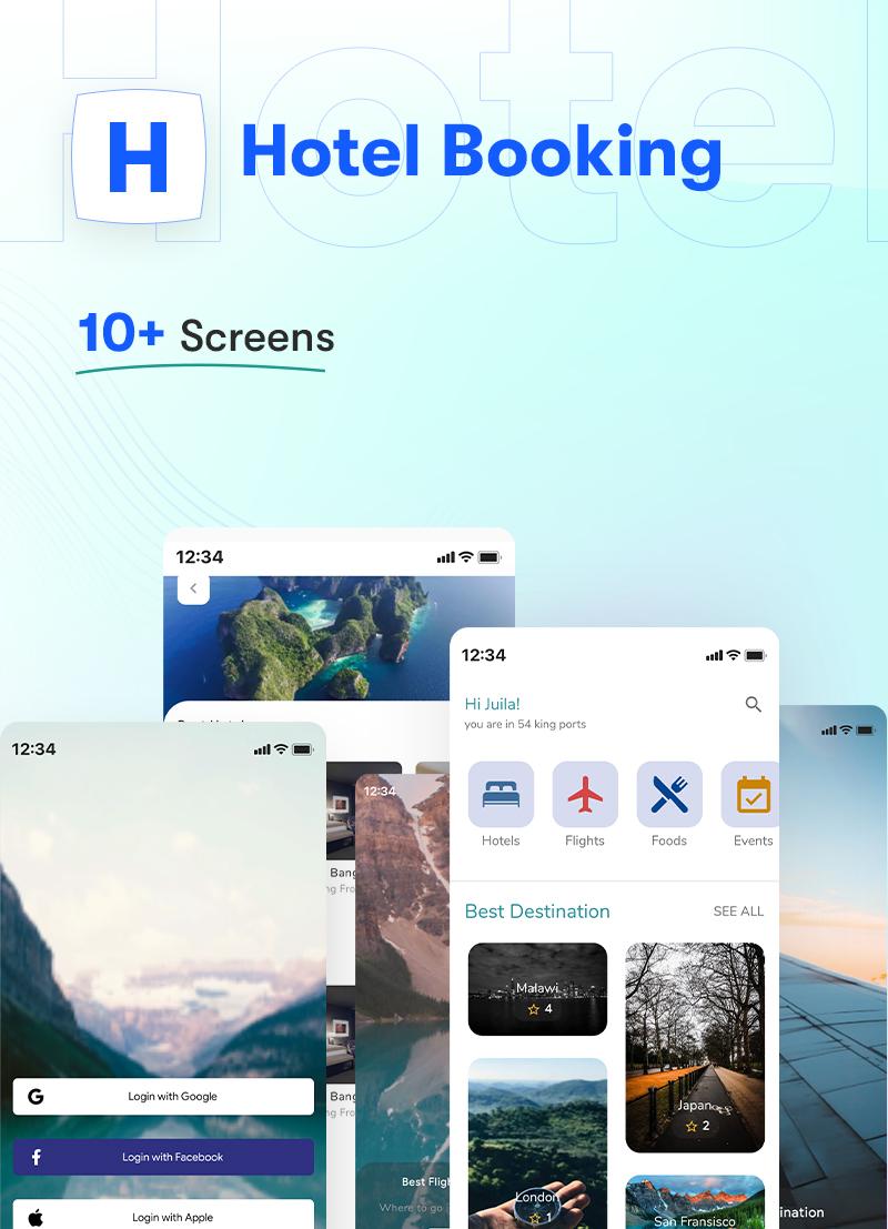 ProKit - Best Selling Flutter UI Kit - 31