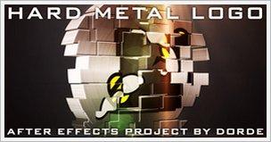 Spheres To Logo Reveal - 7