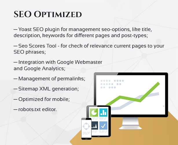 SEO Optimized Theme
