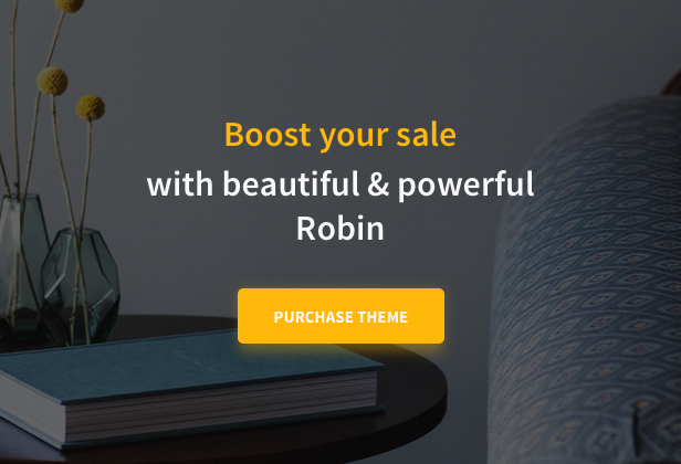 Furniture Shop WooCommerce WordPress Theme -