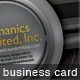 Mecha Industrial Business Card - 9