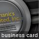 Lightbulb Business Card - 9