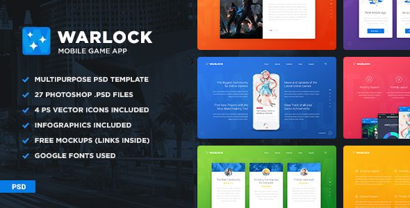 The Trickster - Multipurpose PSD Product Builder - 11