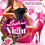 Ladies Night Birthday Party
