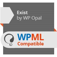 Exist Multi-Purpose WordPress Theme - 4