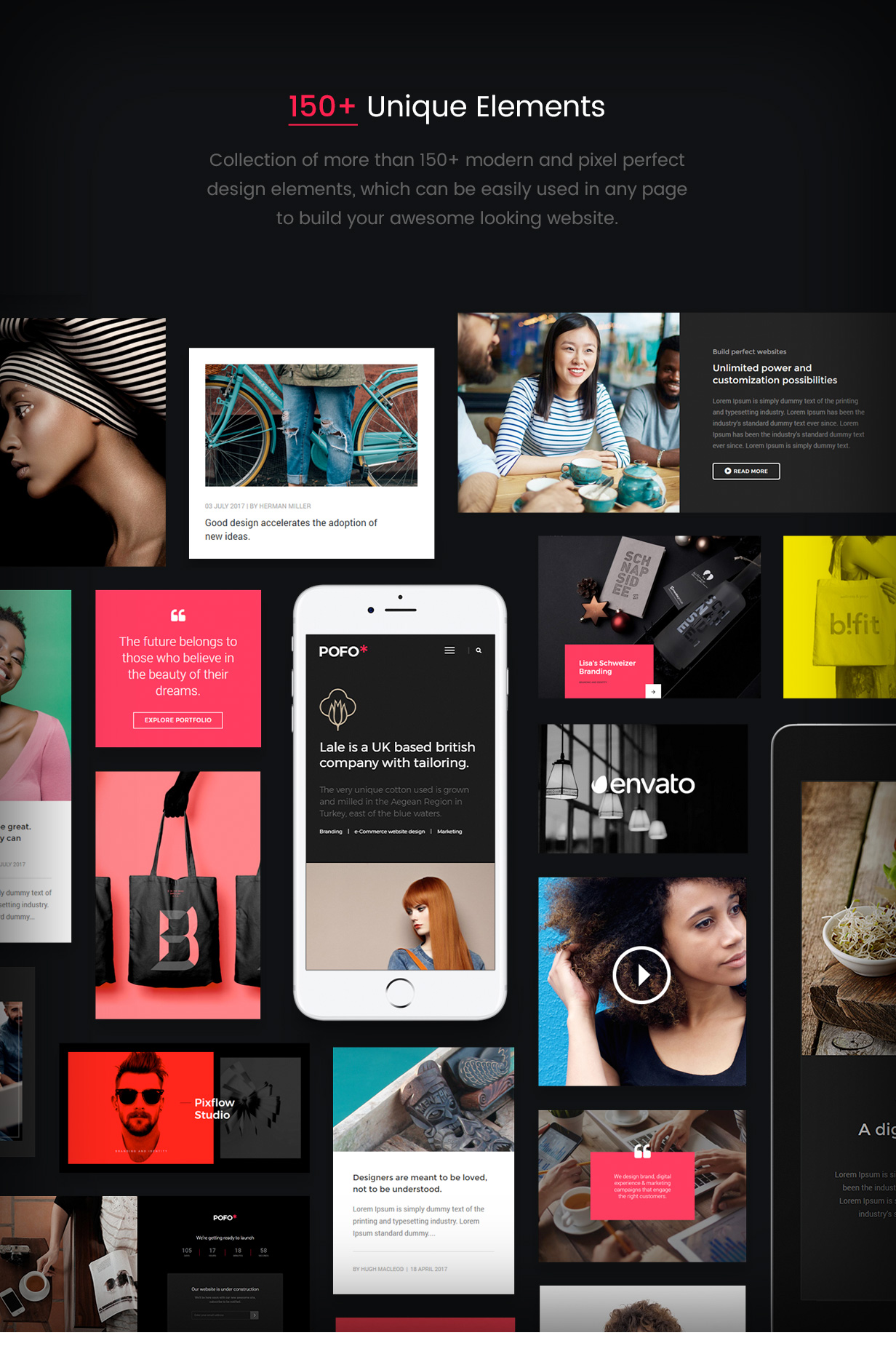 Pofo v1.3.1-广告创意和博客WordPress主题插图38