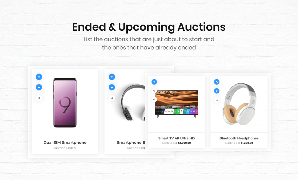 iBid - Multi Vendor Auctions WooCommerce Theme - 37