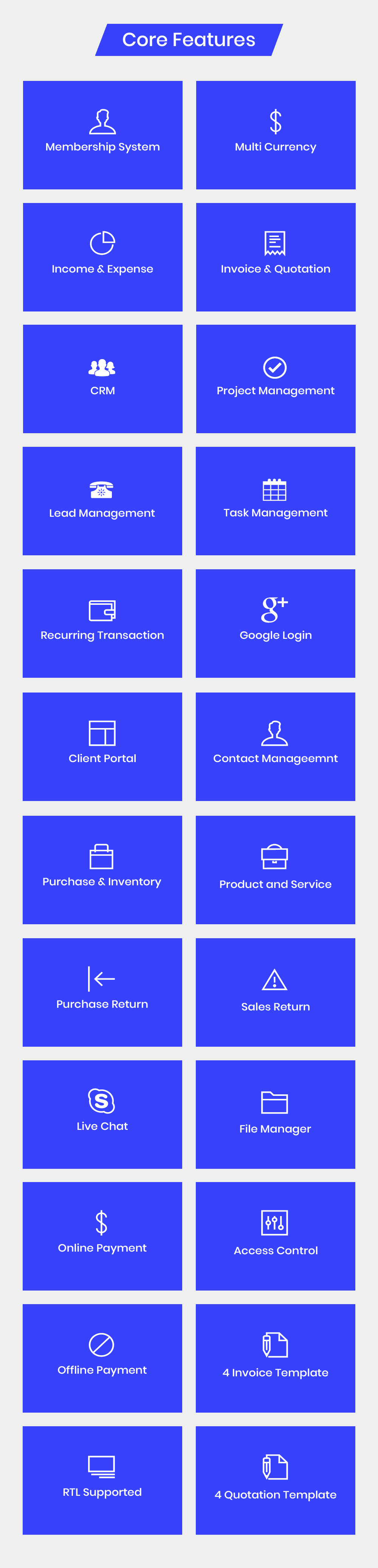 ElitKit - All In One SaaS Business Suit - 5