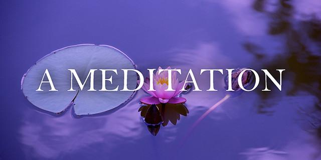 A-Meditation