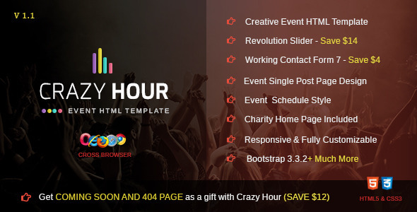 Crazyhour_Event_Management_HTML_Template