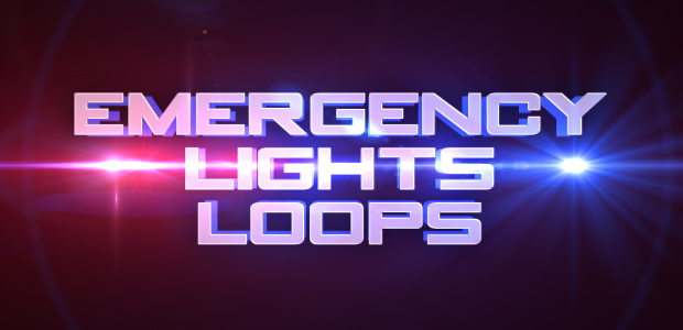 Emergency Lights Loops