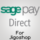 SagePay Direct Gateway for Jigoshop