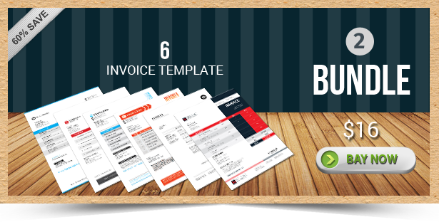 Active Invoice Templates - 2