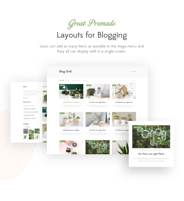 Lustria - MultiPurpose Plant Store WordPress Theme - 13