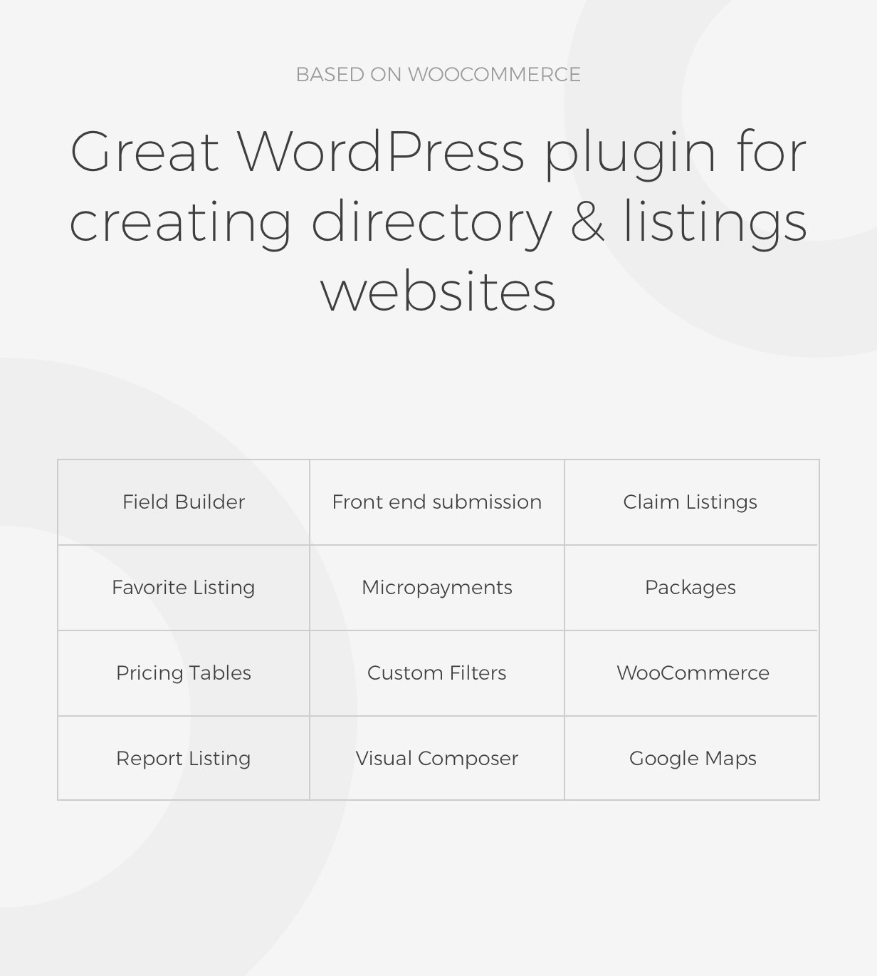 Listing Manager - WordPress Directory Plugin by CodeVisionTh