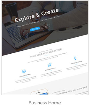 DNG - Responsive HTML5 Template - 8