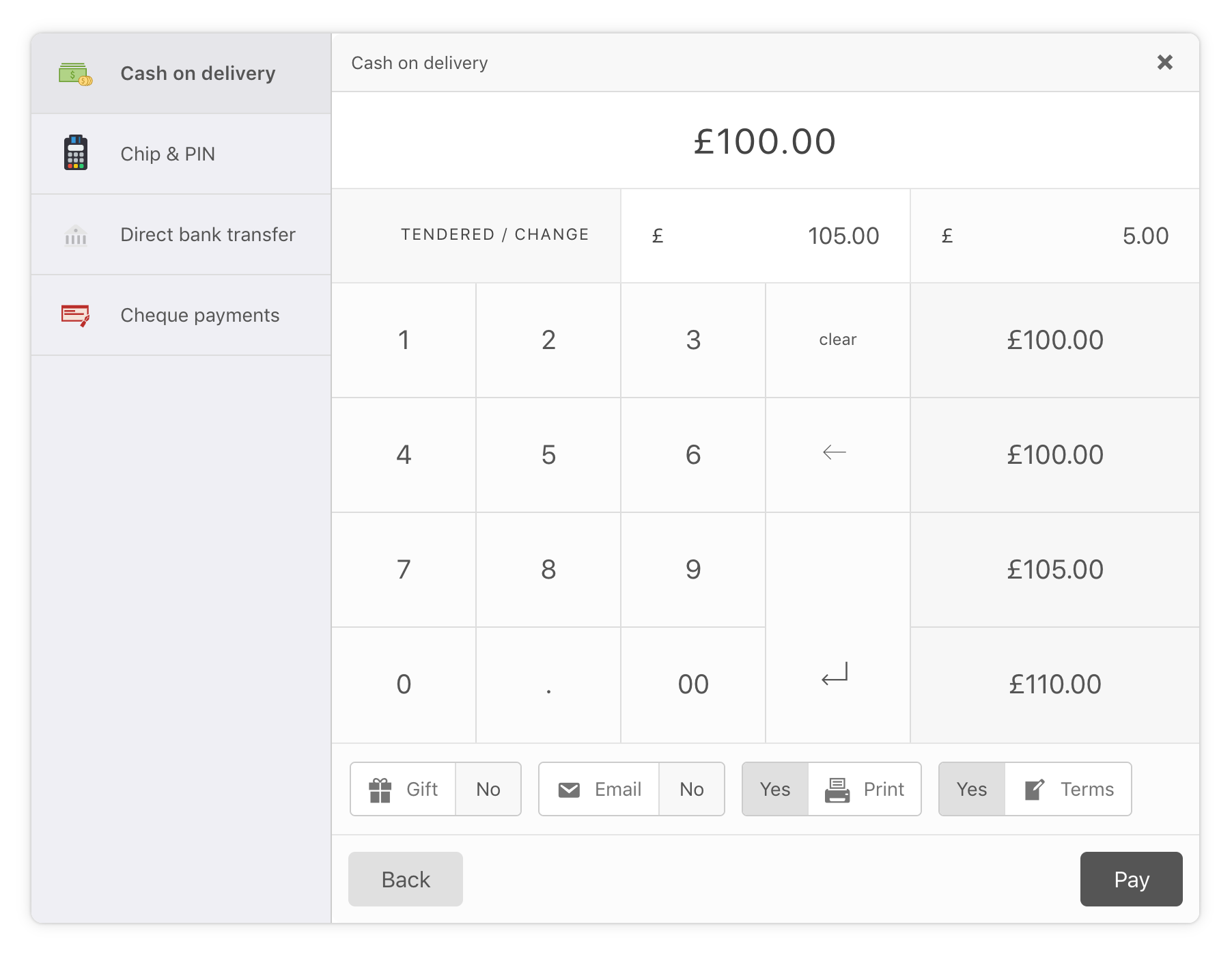 WooCommerce Point of Sale (POS) - 4