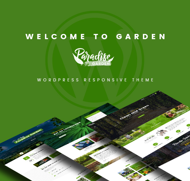 QParadise - Gardening and Landscaping WordPress Theme - 3