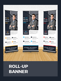 Roll Up Banner - 7