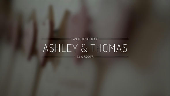 Wedding Titles - 4