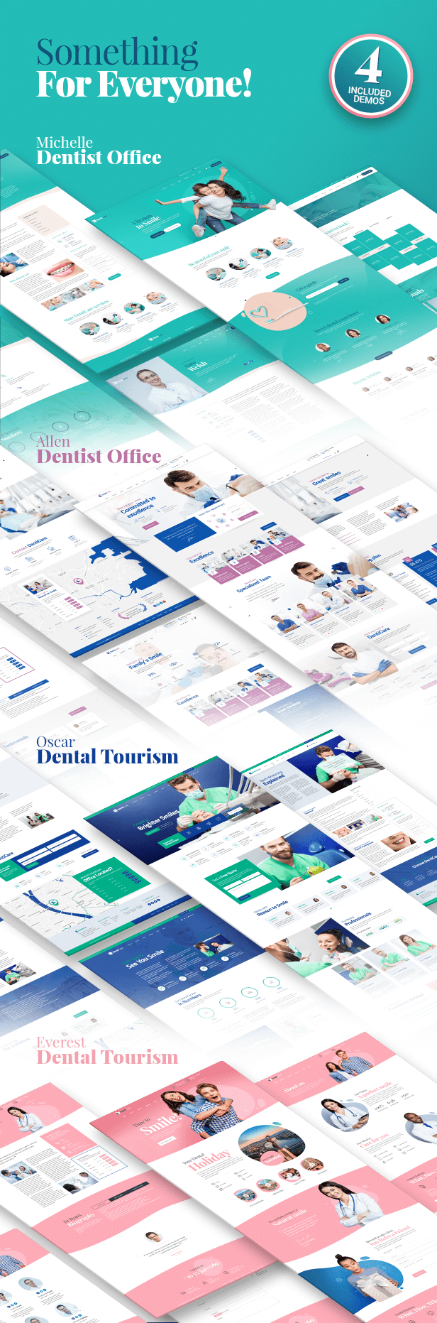 DentiCare - WordPress Theme for Dentist & Dental Clinic - 4