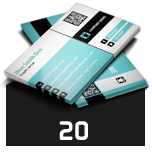 Business Card Template 74 - 20